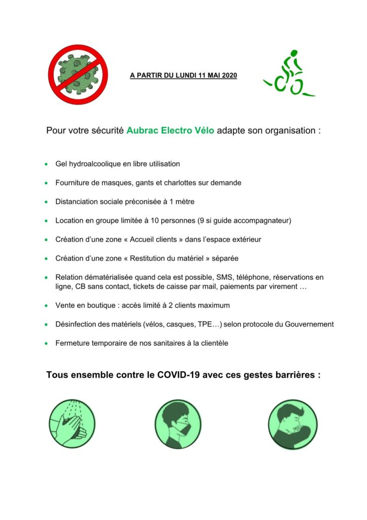 mesures barrieres coronavirus